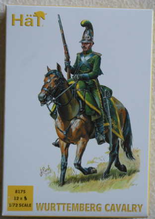 HaT 1/72 HAT8175 Wurttemberg Cavalry (Napoleonic)